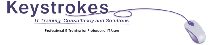 Keystrokes, IT Training, Consultancy and Solutions